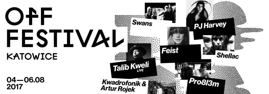 OFF Festival 2017 Katowice