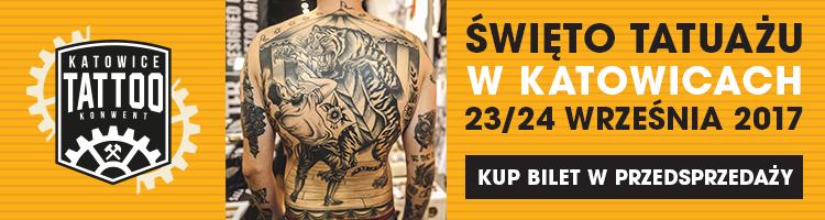 Tattoo Konwent Katowice